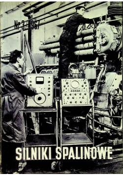 Silniki spalinowe numer 3