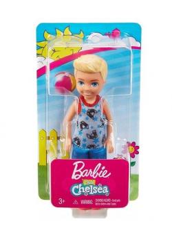 Barbie. Chelsea i przyjaciółki chłopiec FXG80