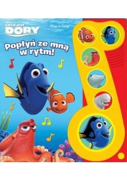 Disney Pixar Gdzie jest Dory. Popłyń ze mną w rytm