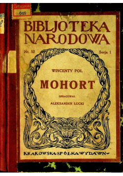 Mohort 1922 r