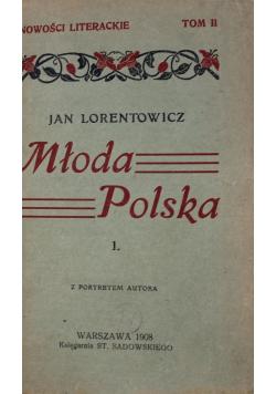 Młoda Polska Tom II 1908 r.