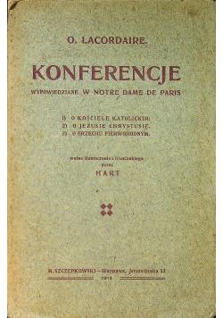 Konferencje 1914 r