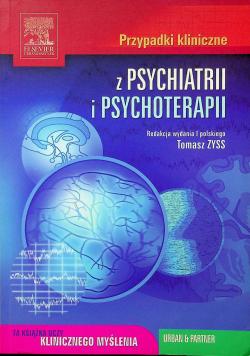 Przypadki kliniczne z psychiatrii i psychoterapii