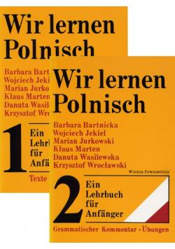Wir lernen Polnisch T.1-2 w.5