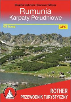Przewodnik turystyczny - Rumunia. Karpaty Połud.