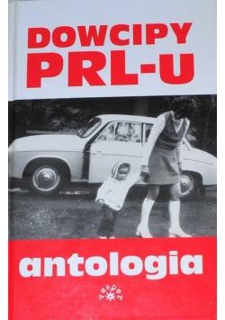 Dowcipy PRL u Antologia