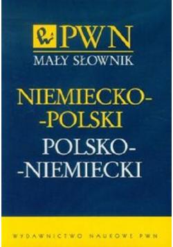 Mały słownik niemiecko - polski polsko - niemiecki