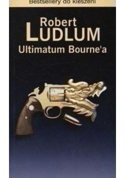 Ultimatum Bourne'a Wydanie kieszonkowe