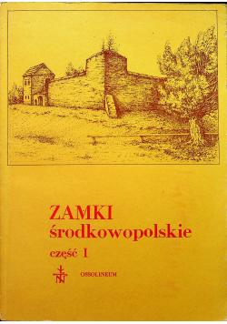 Zamki środkowopolskie część 1