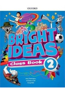 Bright Ideas 2 CD + app PK OXFORD
