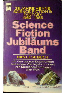Science fiction jubilaums band