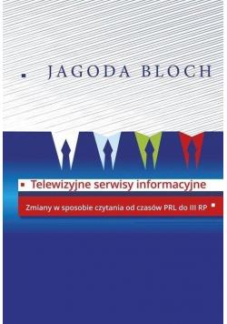 Telewizyjne serwisy informacyjne