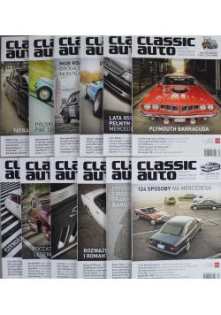 Classicauto Magazyn prawdziwych samochodów 12 numerów