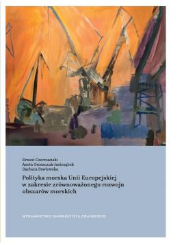 Polityka morska Unii Europejskiej..