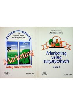 Marketing usług turystycznych 2 tomy