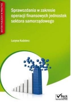 Sprawozdania w zakresie operacji finansowych jednostek sektora samorządowego