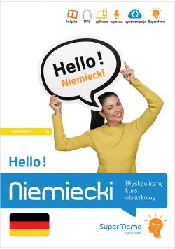Hello! Niemiecki Błyskawiczny kurs obrazkowy (poziom podstawowy A1)