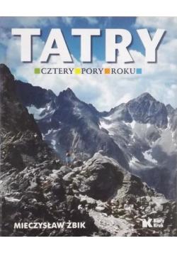 Tatry Cztery pory roku
