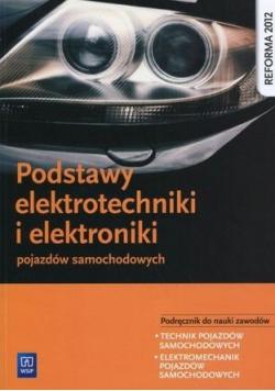Podstawy elektrotechniki i elektroniki pojazdów samochodowych