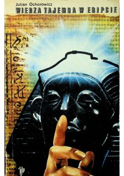 Wiedza tajemna w egipcie