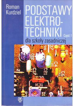 Podstawy elektrotechniki dla szkoły zasadniczej Część 1