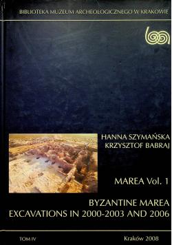 Marea vol I Byzantine Marea