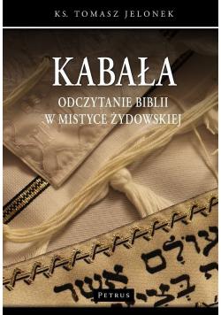 Kabała Odczytanie biblii w mistyce żydowskiej