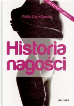 Historia nagości - Philip Carr-Gomm Bellona