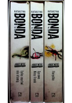 Hubert Meyer pakiet 3 książek