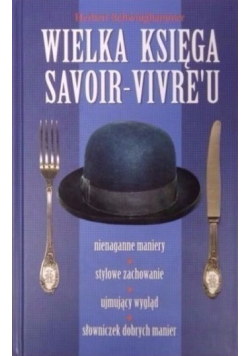 Wielka księga savoir vivreu