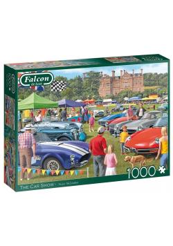 Puzzle 1000 Falcon Pokaz samochodów G3
