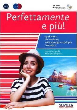 Perfettamente e piu! 1B podręcznik + online