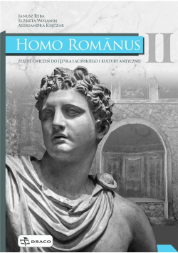 Homo Romanus 2 zeszyt ćwiczeń DRACO