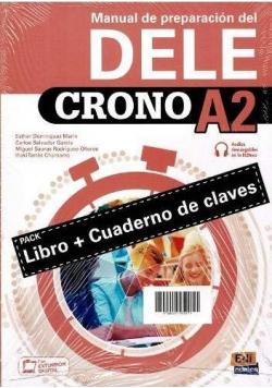 Crono DELE A2 podręcznik + zawartość online