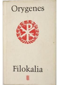 Orygenes Filokalia