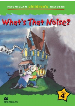 Children's: What's That Noise? Lvl 4