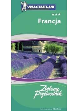 Francja Zielony Przewodnik