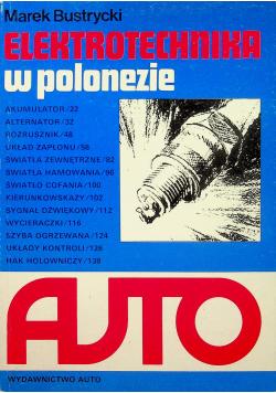 Elektrotechnika w polonezie