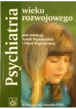 Psychiatria wieku rozwojowego