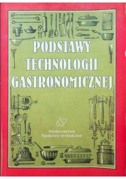 Podstawy Technologii Gastronomicznej