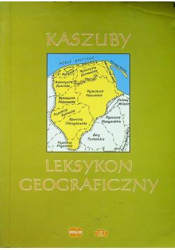 Kaszuby leksykon geograficzny
