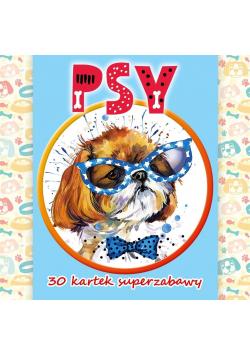 30 kartek superzabawy. Psy