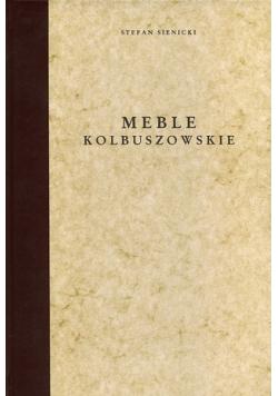 Meble kolbuszowskie Reprint 1936r