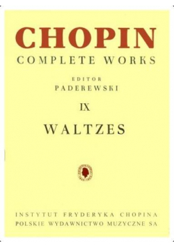 Chopin. Complete works. Walce