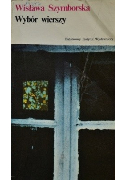 Szymborska Wybór wierszy