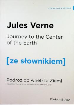 Podróż do wnętrza Ziemi  Poziom B1 B2