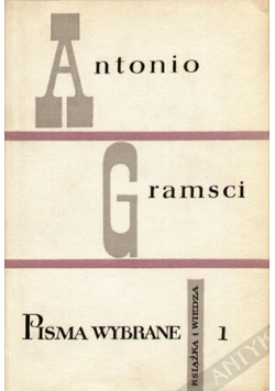 Gramsci pisma wybrane 1