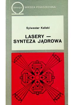 Lasery synteza jądrowa