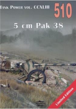 5 cm Pak 38 Tank Power vol. CCXLIII 510