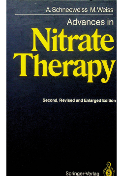 Advances in nitrate therapy